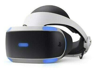Sony PlayStation VR PS4 Virtual Reality REPLACEMENT Headset ONLY CUH-ZVR2 PSVR
