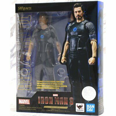 Bandai S.H.Figuarts Marvel Avengers Iron Man 3 Tony Stark SHF Action Figure