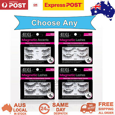 Ardell Magnetic Lashes Black Fake False Eyelash Extension / Choose Any
