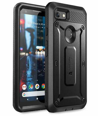 For Google Pixel 3a XL Case, SUPCASE UB Pro Holster Cover with Screen Protector
