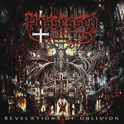 Revelations Of Oblivion Possessed Audio CD Nuclear Blast BEST SELLING NEW