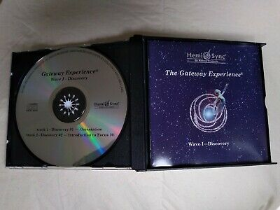 The Gateway Experience - Hemi-Sync (Monroe Products) - Wave I - Discovery  -3CDs