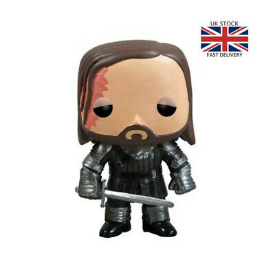 10CM Game of Thrones FUNKO POP The Hound 05# Action Figure Collectible Model Toy