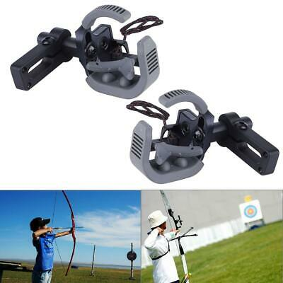 Adjustable Speed Drop Away Compound Bow Archery Arrow Rest Lest/Right Hand Black