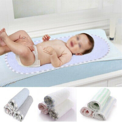 Infant Baby Soft Comfortable Breathable Diaper Nappy Changing Pad Mat Portable