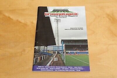 Groundtastic - The Football Grounds Magazine - No 56 Spring 2009 (GT56)