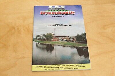 Groundtastic - The Football Grounds Magazine - No 59 Winter 2009 (GT59)