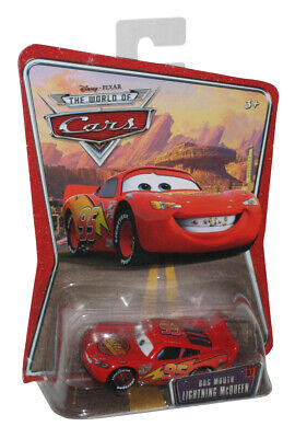 Disney Pixar Cars Movie Lightning McQueen Bug Mouth Die Cast Toy Car #07