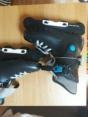 New Stunted inline Roller Skates Size 6/7