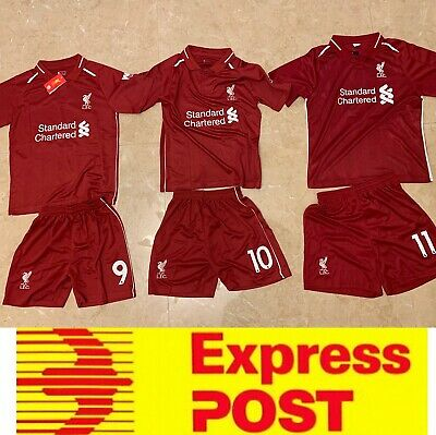 Soccer Club Liverpool jerseys collection, Firmino, Mane or M.Salah jerseys
