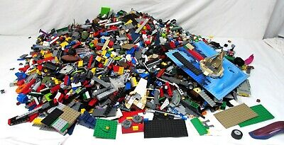 30 lbs Pounds Lego Parts Pieces HUGE BULK LOT wheels bricks blocks