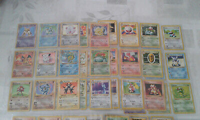 SHADOWLESS 103CARDS COMPLETE SET CHARIZARD 4/102  mp  other LP/NM +pikachu red