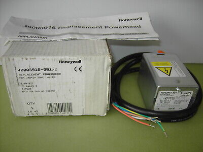 Genuine Honeywell (40003916-003) 5 Wire Powerhead Motorised Actuator Head V4073A