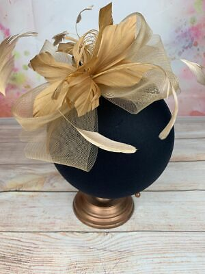 Ladies Ascot Hats Fascinator Headpiece Fascinators Formal Hat Hatinator RRP £35