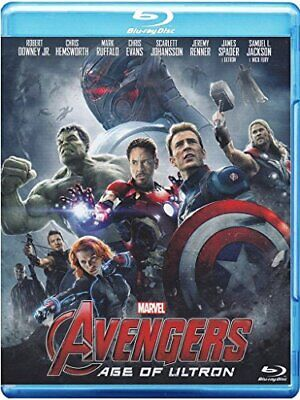 |1184953| Movie - Avengers - Age of Ultron  [Blu-Ray x 1] Sigillato
