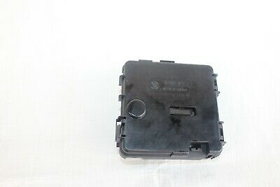 2007 bmw z4 e85 3 0i #119 rear trunk battery positive cable terminal block  box