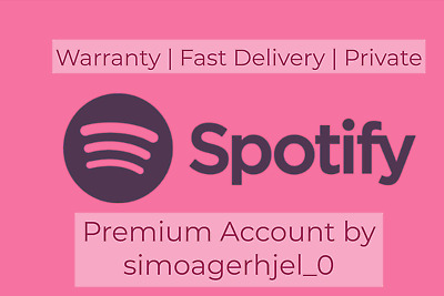 Spotify 1 Year Premium | Upgrade Personal or Get New Account