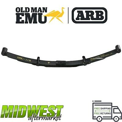 ARB 4x4 Accessories D43XL Extra Leaf Spring Fits 98-04 Toyota Tacoma