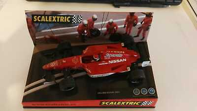 Scalextric 6142 Dallara Nissan Sn01 World Series  De Tecnitoys