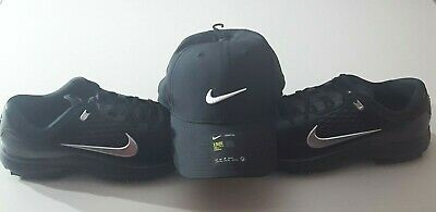 factory price f0d21 b588f  TIGER WOODS  Golf Shoes Nike Air Zoom TW71 Men s Size 10 M+Legacy91.