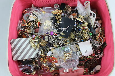 5kg ODD EARRINGS Studs, Backs, Drops, Hoops, Clip Ons, HUGE ASSORTMENT