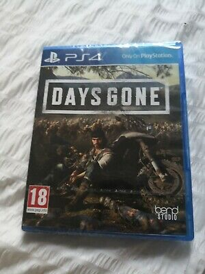 Days gone ps4 brand new and sealed