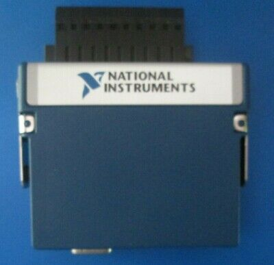 Tested NI 9263 4 Channel Analog Voltage Output Module National Instruments cDAQ