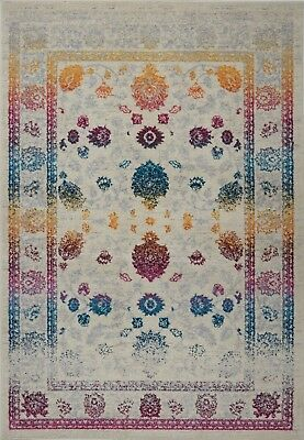 Area Rugs Abstract Multi Carpet Rugs 4x6 5x8 Hallway Runners BTN1147