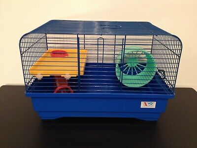 Brand New Small Hamster/Mouse Temporary Cleaning Out Cage