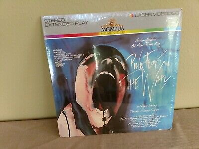 Pink Floyd: The Wall-- LaserDisc MGM/UA HOME VIDEO
