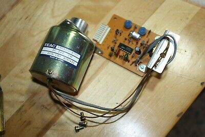 Tascam 32 Open Reel Tape Deck Parts Capstan Motor