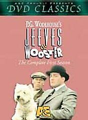 Jeeves & Wooster - The Complete First Season, Excellent DVD, Richard Dixon,Adam