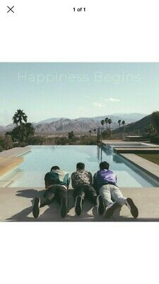 JONAS BROTHERS CD Happiness Begins (2019) BRAND NEW
