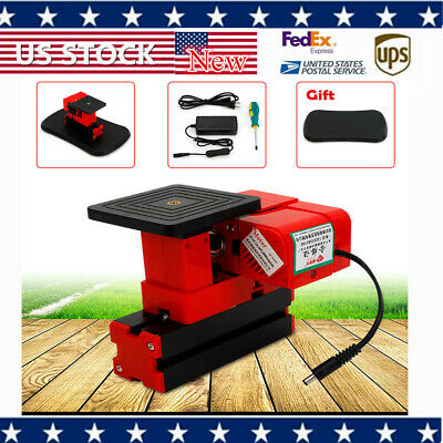 Mini Small Cut Off Saw Tool Machine Woodworking Moulding Make 24W Sawing Jig Saw