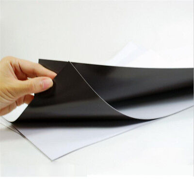 A4 0.3mm Magnetic Magnet Sheets Thickness Crafts Material SP