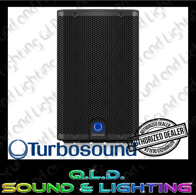 "Turbosound iQ8 2500w 8"" Powered Speaker - Authorised Dealer - Brand New In Box"