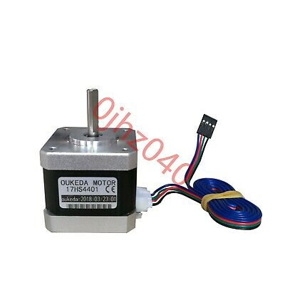 1PC Stepper motor NEMA17stepper motor for 3D printer 17HS4401 3D