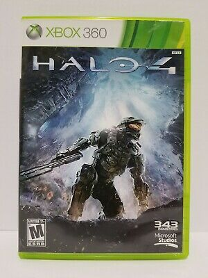 Halo 4: XBOX 360 videogame - tested + warranty