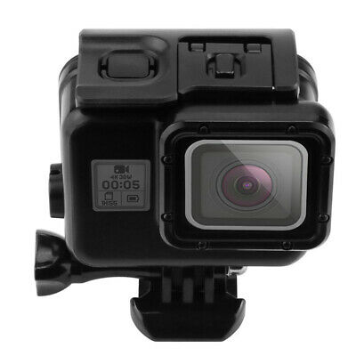 45m Dive Underwater Housing Case Cover Protective Shell for Gopro Hero 7 Black