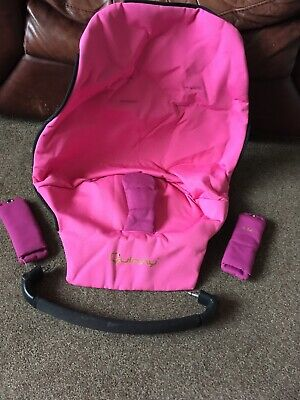 Quinny Buzz Replacement Seat Cover In Bright Pink