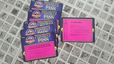 Alton Towers Priority Entrance - Fast Track x6