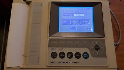 Nec Omniace Rt3300 Thermal Chart Recorder