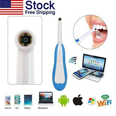 WiFi Dental Intraoral Camera Wireless 3.0 Mega Pixels HD Clear Image New