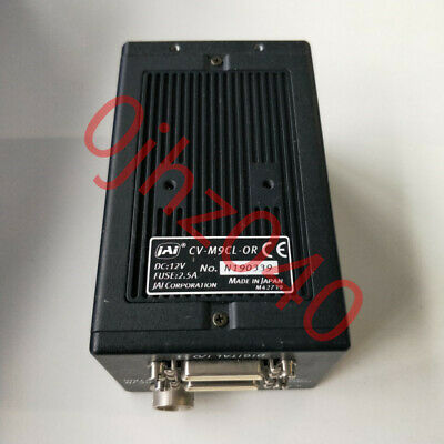 1PC used JAI CV-M9CL-OR Machine vision industry 3CCD camera