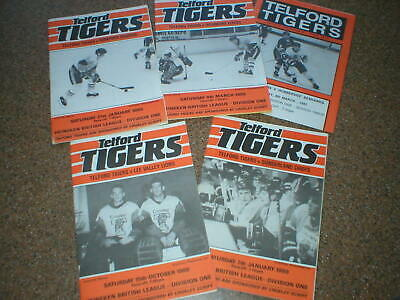 Telford Tigers v Romford Raiders Sunderland Chiefs Lea Valley Lions Richmond Fly