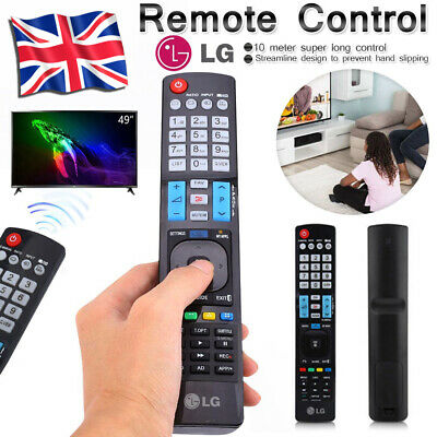 GENUINE LG TV Remote Control AKB73615362 for 2000-2019 LG 3D LCD LED Smart TV'S