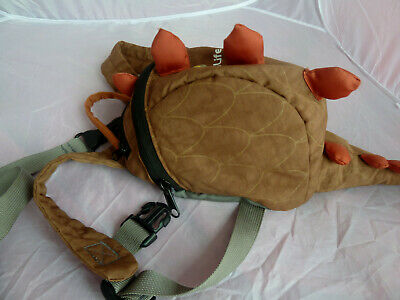 LITTLE LIFE TODDLERS REINS / BACKPACK / HARNESS WITH HANDLE - dinosaur