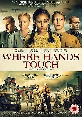 Where Hands Touch (DVD) Amandla Stenberg, George MacKay, Abbie Cornish