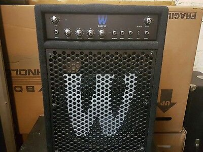 WARWICK TAKE 12 BASS AMP  - made in GERMANY
