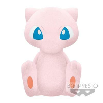 """Pokemon Mew 15"""" Mythical Series Character Huge Plush Toy Soft Doll Collection"""
